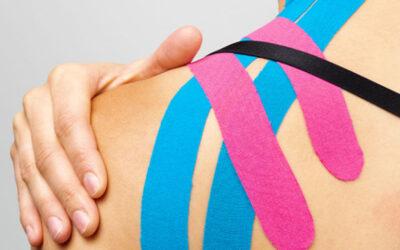 Kinesiotape en Fysiotherapie