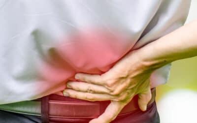 Fysiotherapie bij een beknelde zenuw in de rug