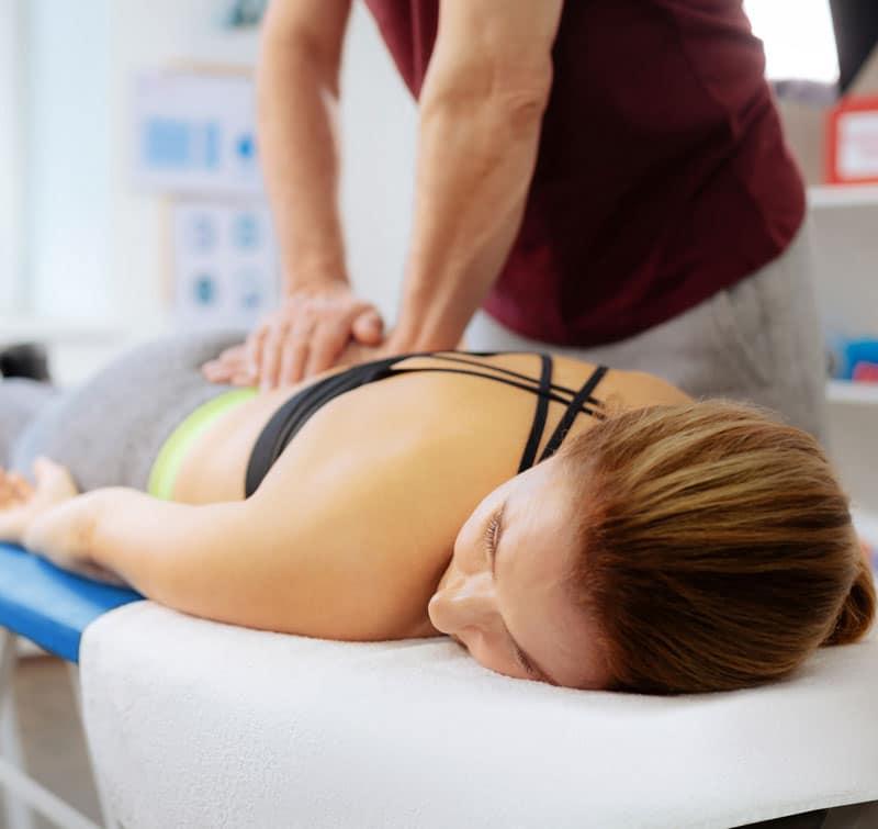 Fysio bij lage rugpijn
