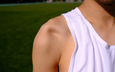 Fysiotherapie bij schouder uit de kom