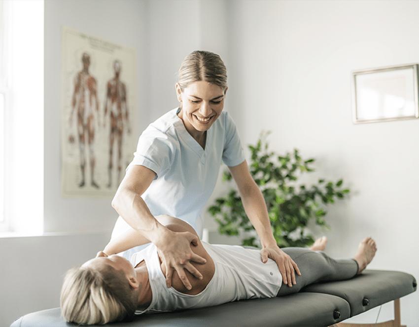 fysiotherapie avonduren