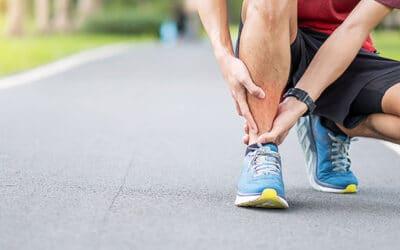 Fysiotherapie bij shin splint klachten