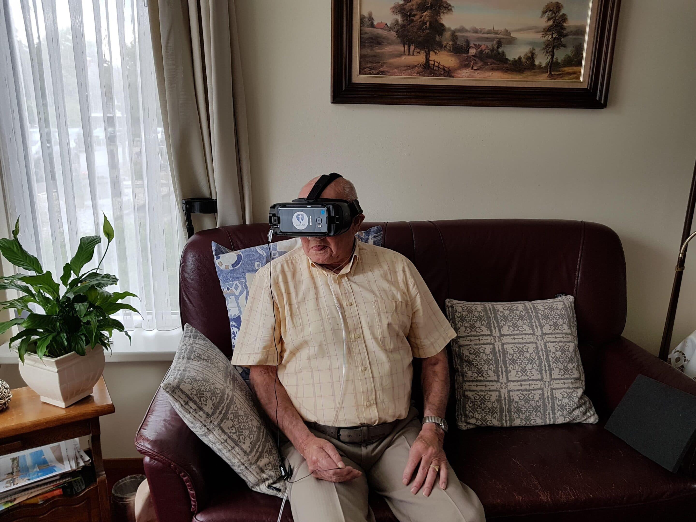 fysiotherapie virtual reality